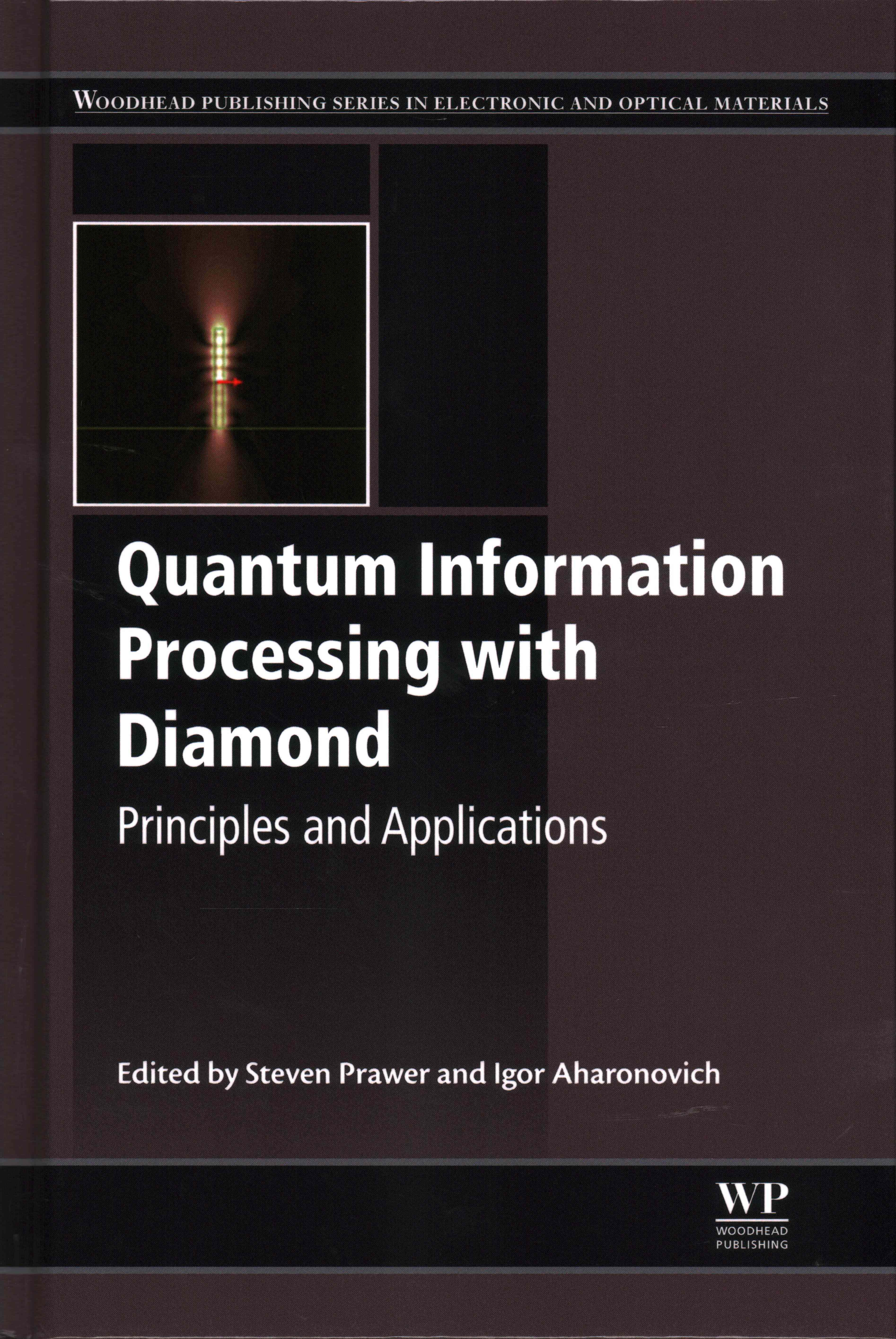 Quantum Information Processing With Diamond By Prawer, Steven (EDT)/ Aharonovich, Igor (EDT)